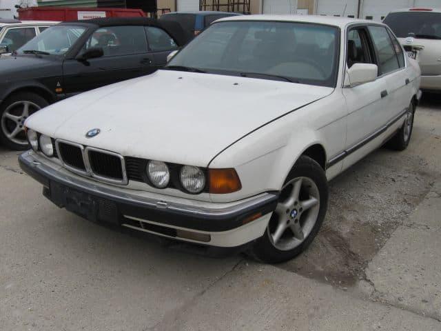 91 BMW 735i